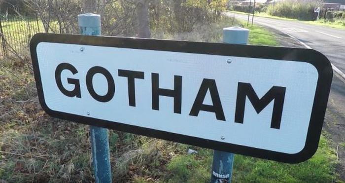 Деревня Готэм существует и в настоящее время