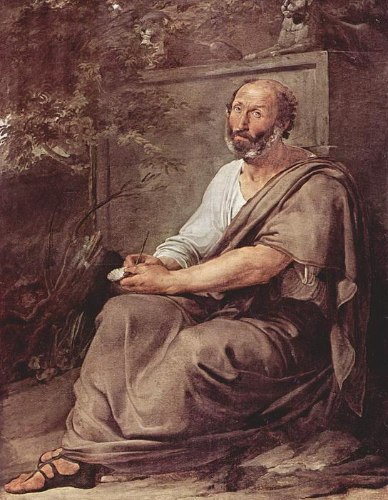 Ф. Хайез. Аристотель