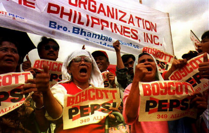 Компанию-производителя «ПепсиКо» обвиняли в обмане