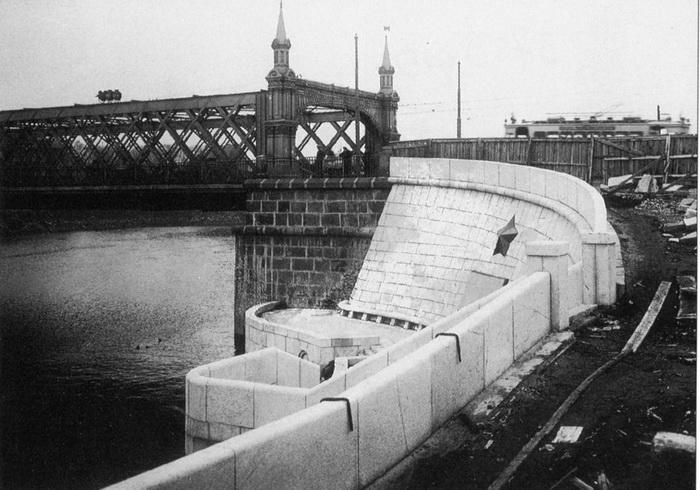 Металлический мост-«мышеловка»