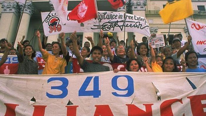 После отказа «ПепсиКо» от выплаты выигрыша в стране начались беспорядки