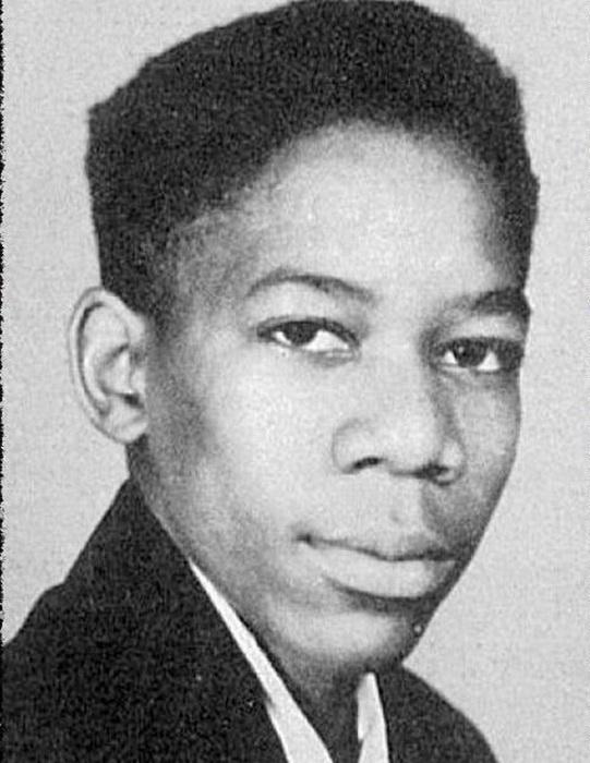 Морган Фримен в 1964 году