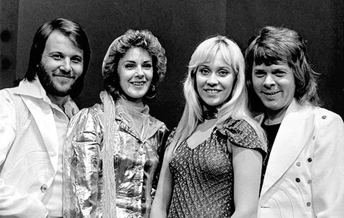 Группа в 1974 году. Источник: wikipedia.org