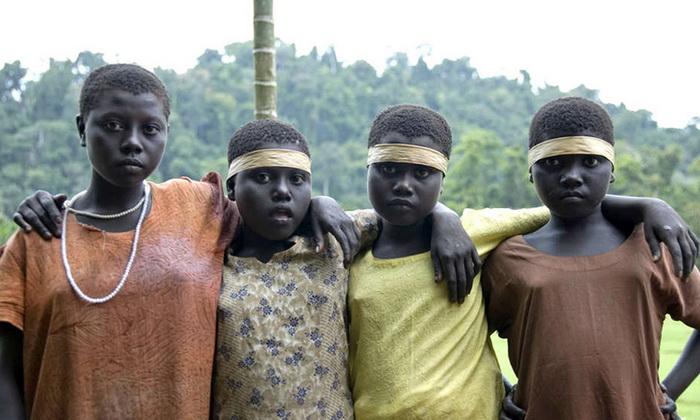 Неконтактные племена, которые живут в отрыве от цивилизации