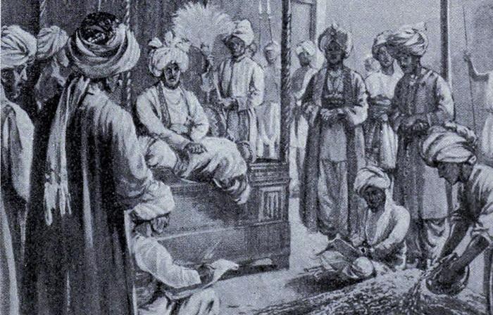 Восток - дело тонкое; в каждой стране Ибн Баттута сталкивался с особенностями правителей и правления. Источник: wikipedia.org