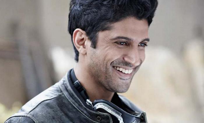 Фархан Ахтар, индийский актер из парсов. Источник: desimartini.com