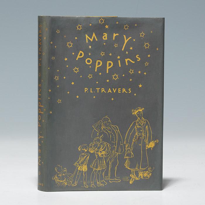 """Первое издание """"Мэри Поппинс"""""""