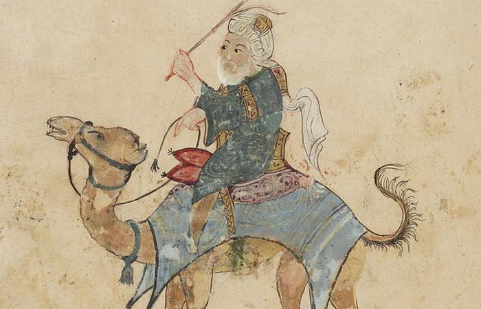 В странствиях Ибн Баттута провел почти тридцать лет. Источник: pinterest.com
