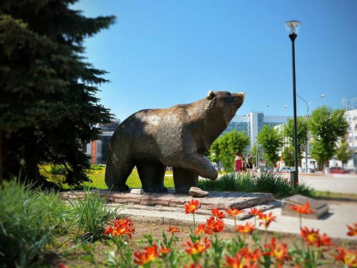 Скульптура в Перми. Источник: perm.hse.ru