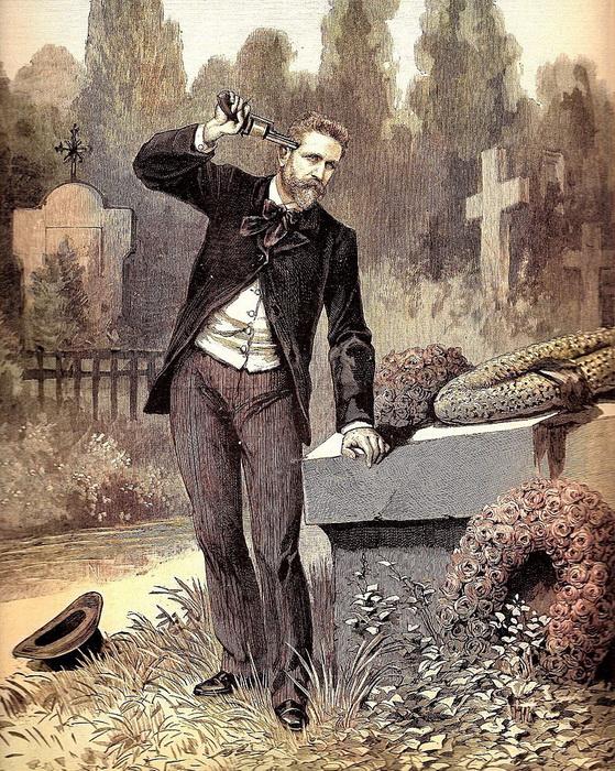 Иллюстрация в Petit Journal