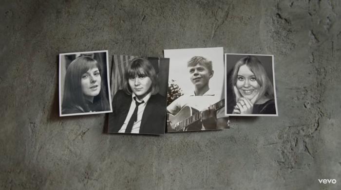 Участники группы в начале своей карьеры. Источник: youtube.com