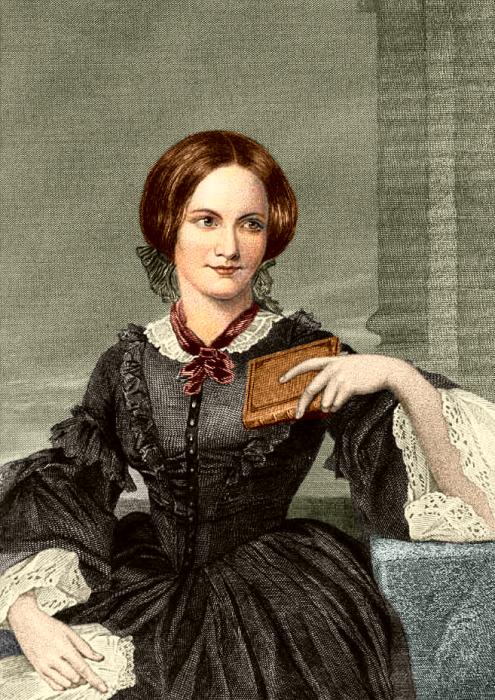 Шарлотта, старшая и самая известная из сестер