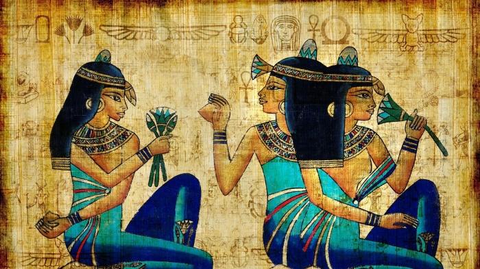 Древние египтянки могли не бояться развода