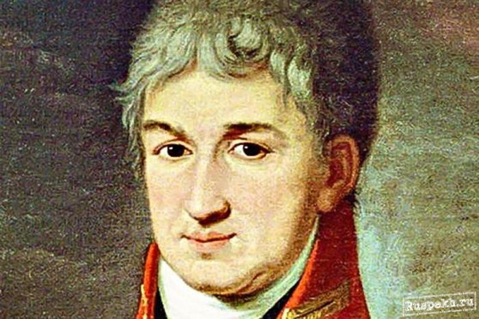 Николай Резанов, так и не помирившийся с Крузенштерном