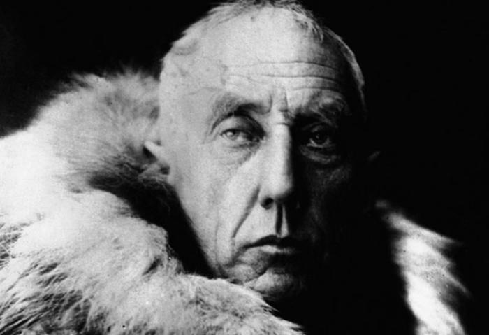 Руал Амундсен, первооткрыватель Северо-Западного морского прохода и Южного полюса