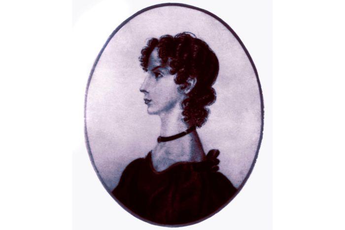 Энн Бронте, самая младшая