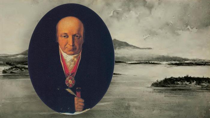 Александр Баранов, основатель Русской Америки на Аляске
