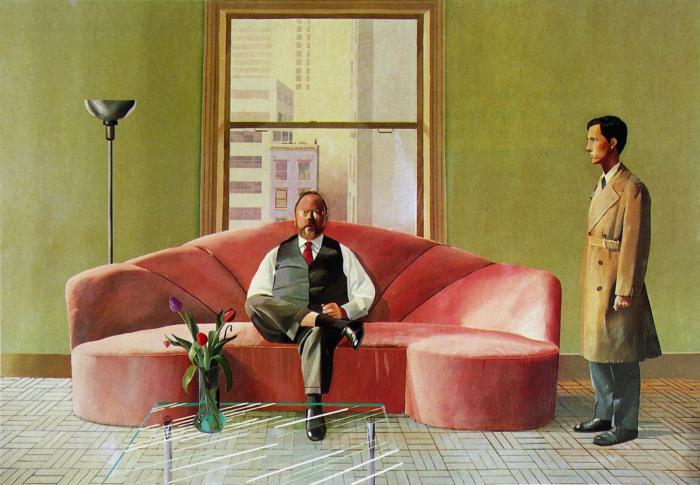 Кристофер и Генри, 1969