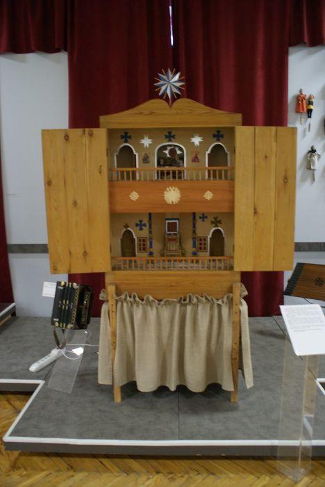 Белорусская батлейка – вертепный театр