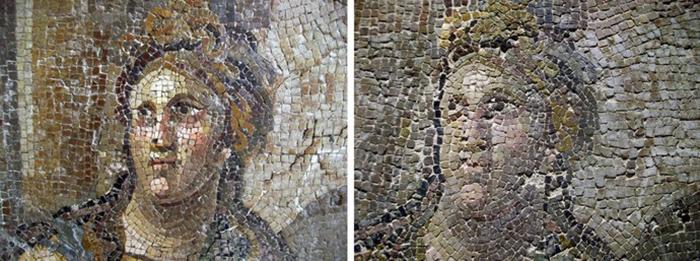 По словам эксперта Мехмета Даскапана, мозаики «превратились в карикатуру на самих себя»