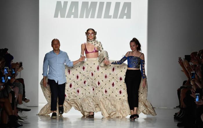 Создатели модной коллекции «My Pussy, My Choice», Namilia
