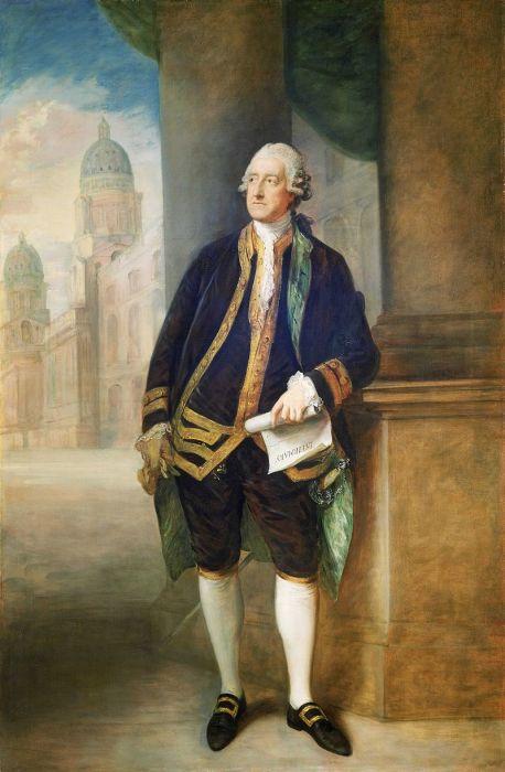 Джон Монтегю, 4-й граф Сэндвич (1718–1792)