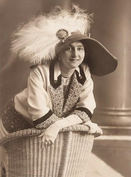 Вера Алексеевна Каралли (1889-1972 гг.)