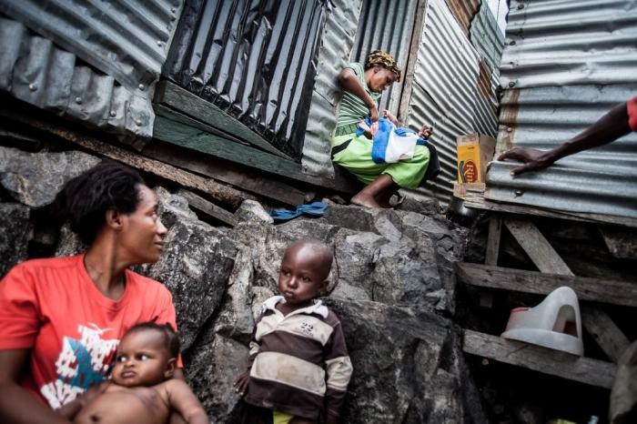 На острове уже родилось достаточно много детей. В этом вопросе сложные условия жизни и отсутствие квалифицированных врачей жителей Мгинго не останавливают