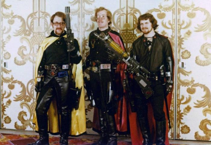 Косплееры 1980-х