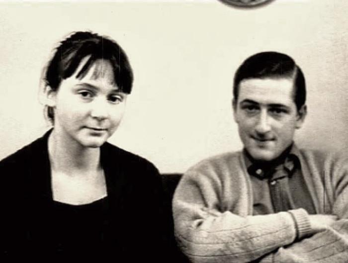 Екатерина Жданова и Иосиф Аллилуев - дети Светланы, оставшиеся в Росси. После ее возвращения они так и не смогли наладить контакт с матерью.