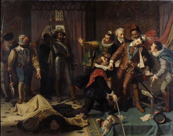 Убийство Генриха III
