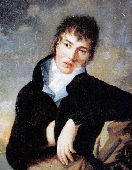 Дядя знаменитого писателя Льва Толстого, Фёдор Иванович Толстой