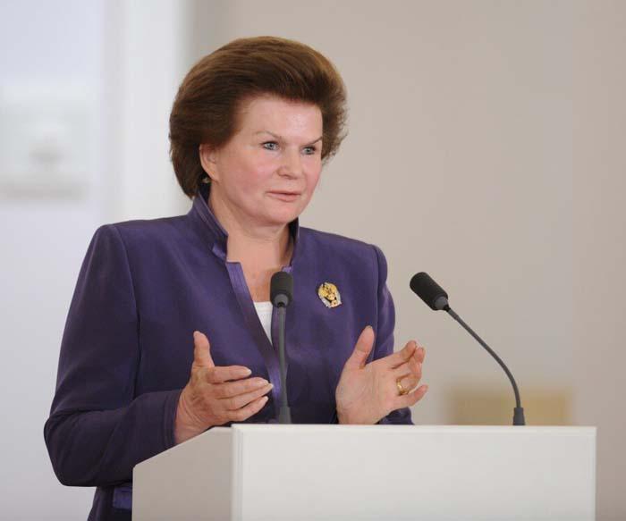 Валентина Терешкова – генерал-майор авиации, политик и общественный деятель