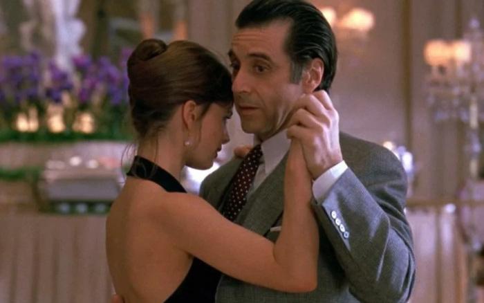 «Запах женщины» 1992 года в главных ролях Аль Пачино и Крис О'Доннелл