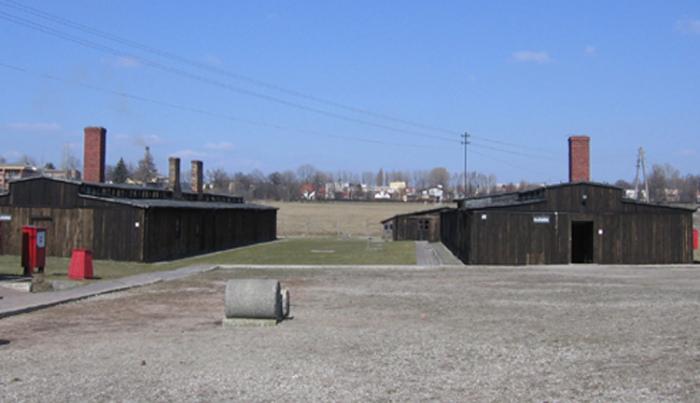 Майданек - лагерь смерти Третьего рейха сегодня стал мемориалом жертв фашизма