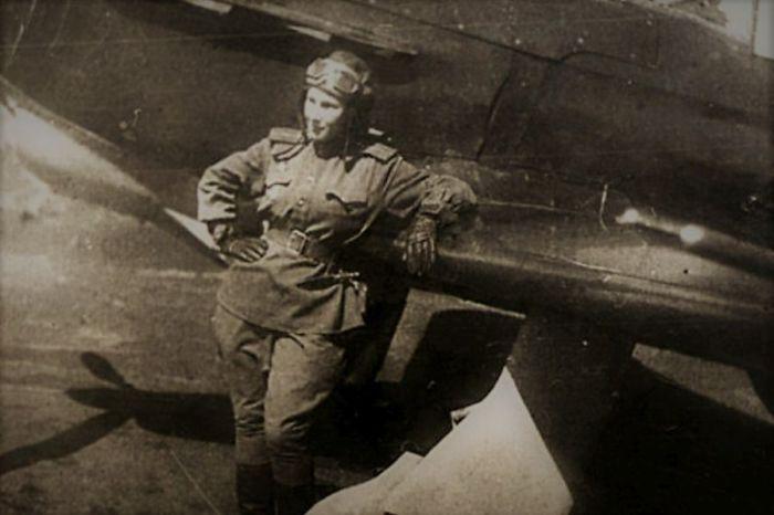 Л.Литвяк, весна 1943 года