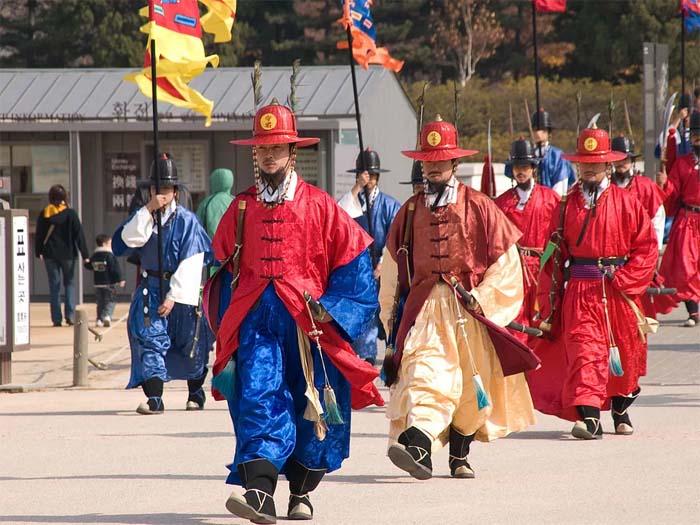 Почетная гвардия Республики Корея