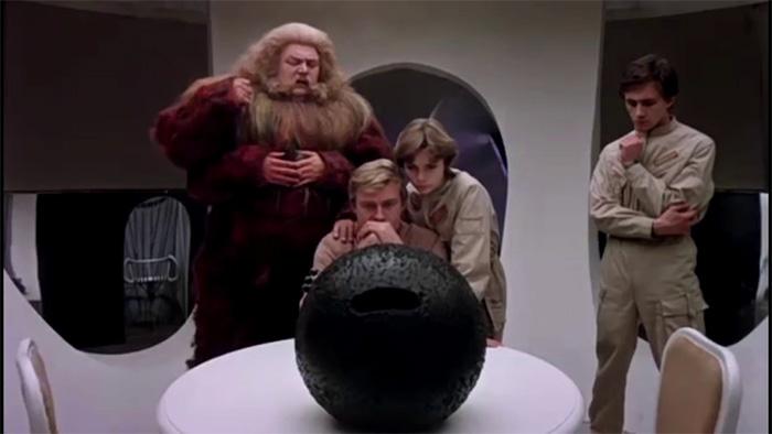 Кадр из к/ф «Лиловый шар», 1987 год