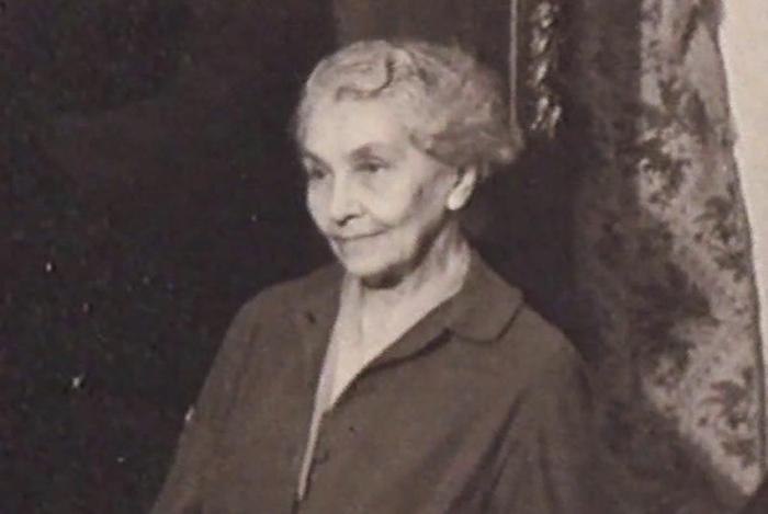 Анна Васильевна Тимирёва в 1960-е годы