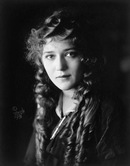 Мэри Пикфорд (1892-1979)