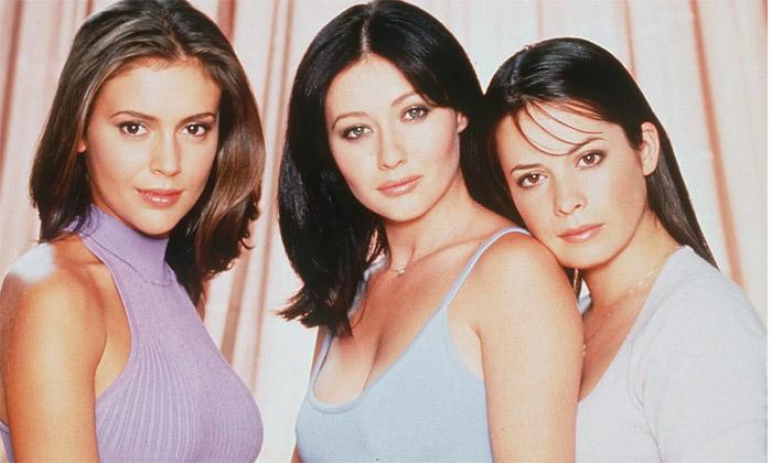 Три сестры Холливелл из сериала «Зачарованные»