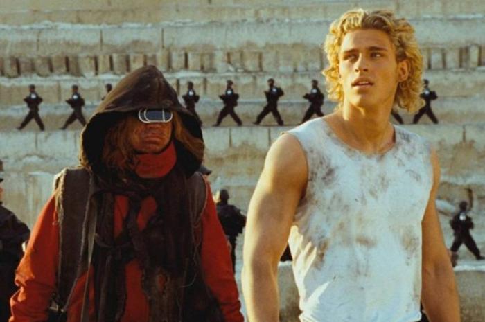 Один из лидеров отечественного кинопроката – фильм «Обитаемый остров»