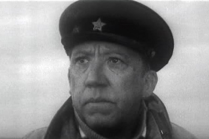 Юрий Никулин в фильме «Двадцать дней без войны»