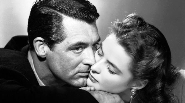 Кадр из фильма «Дурная слава», 1946 г.