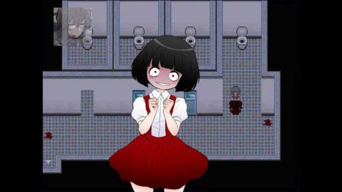 Ханако-сан – девочка-призрак, живущая в туалете – герой популярной японской городской легенды