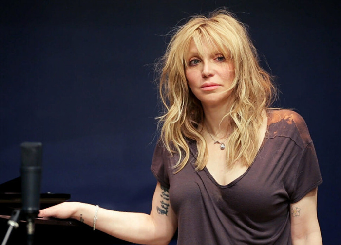 Кортни Лав - солистка рок-группы Hole, актриса и вдова лидера Nirvana Курта Кобейна