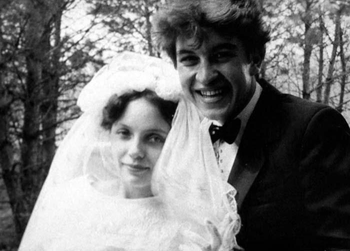 Свадебное фото Ларисы и Владимира