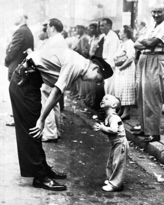 Фотография Уилльяма К. Биэлла, «Верность и доверие», Пулитцеровская премия 1958 года