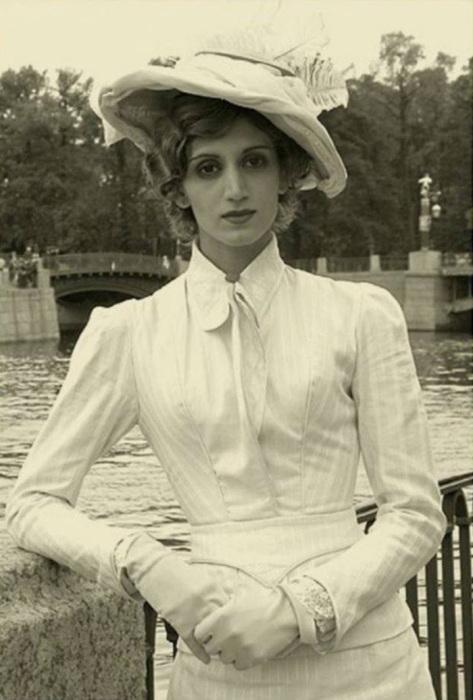 Мария Николаевна Тарновская стала героиней многочисленных романов, пьес и фильмов