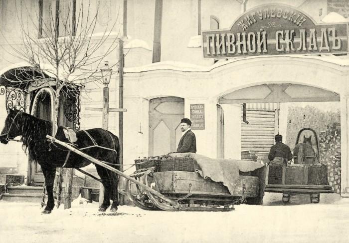 Самарский пивзавод, конец XIX века